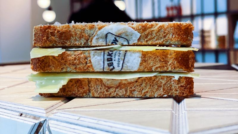 Natural Lebkov bread.