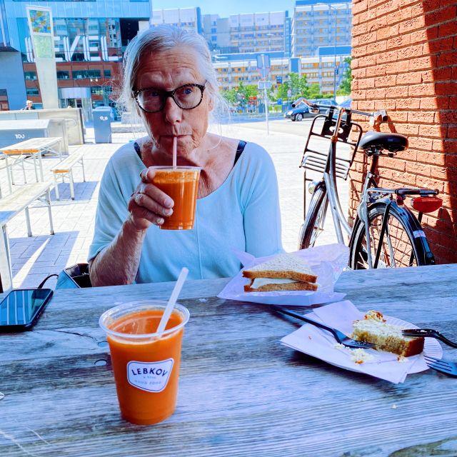 Lunch in Leiden.